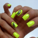 Top Fashionable Gorgeous Nail Styles for Females 2014 (2)