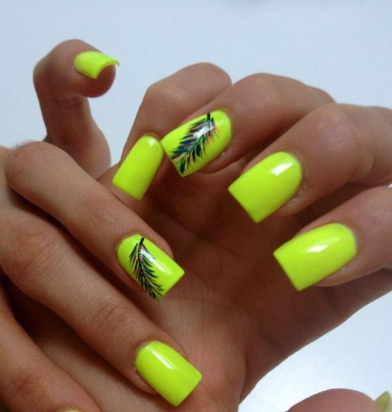 Top Fashionable Gorgeous Nail Styles for Females 2014 (3)