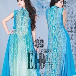 Vasim Asghar Party Wear Dresses Collection 2014