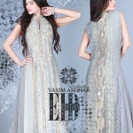 Vasim Asghar Party Wear Dresses Collection 2014 3