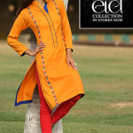 Warda Designer New Eid Dresses Collection 2014