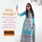 Warda Designer dresses colleciton 2014 11