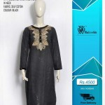White and Black Fashion Eid Variety 2014 For Females (2)