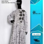 White and Black Fashion Eid Variety 2014 For Females (4)