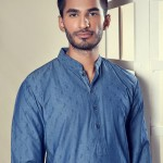 Yellow Eid Apparel Storing 2014 for Boys and Brides (4)