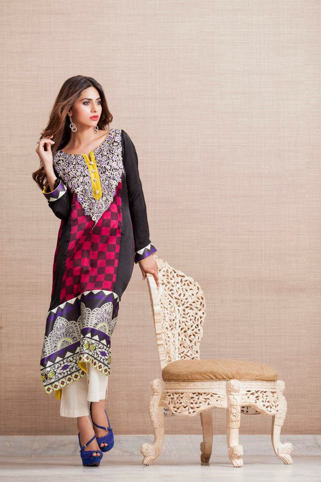 Zainab Chottani Current Eid Attire 2014 just for Girls (6)