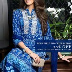 Zeen by Cambridge Eid Embroidered Collection 2014 11