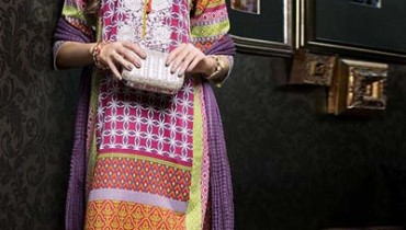 Zeen by Cambridge Eid Embroidered Collection 2014 3
