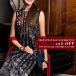 Zeen by Cambridge Eid Embroidered Collection 2014 5