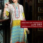 Zeen by Cambridge Eid Embroidered Collection 2014 7