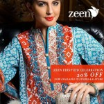 Zeen by Cambridge Eid Embroidered Collection 2014 8