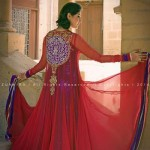 Zunaira's Lounge Party Wear Dresses Collection 2014 1