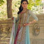 Zunaira's Lounge Party Wear Dresses Collection 2014