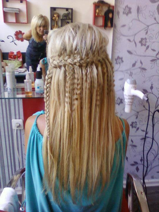 beautiful hair style 2014 1