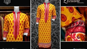 Al Karim Exclusive Dresses Collection 2014 1