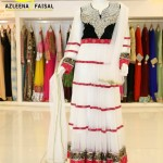 Azleena Faisal new wedding dress collection 2014