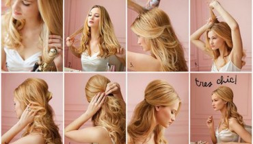 Beautiful New Hairstyles for Girls 1