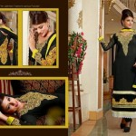 Brand New Home Ruhi Anarkali Clothes Selection 2014 For Ladies (4)