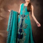 Brand New Kukoos Embroidered Outfits 2014 For Ladies (4)