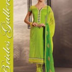 Brides Galleria Cotton Dresses Collection 2014 1