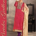 Brides Galleria Cotton Dresses Collection 2014 2