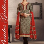 Brides Galleria Cotton Dresses Collection 2014 7