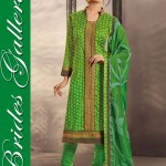 Brides Galleria Cotton Dresses Collection 2014 8