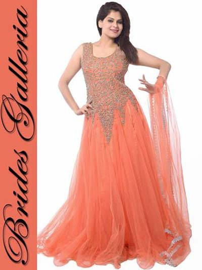 Brides Galleria Party Wear Dresses Collection 2014