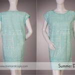 Daaman Summer Tops Collection 2014