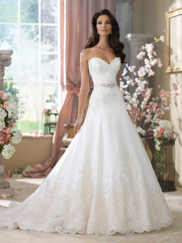 David Tutera Splendid Wedding Outfits For Mon Cheri Fall 2014 (4)