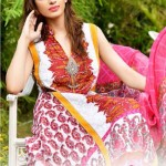 Dawood Fabrics Summer Time Lawn Variety 2014 Series 6 (5)
