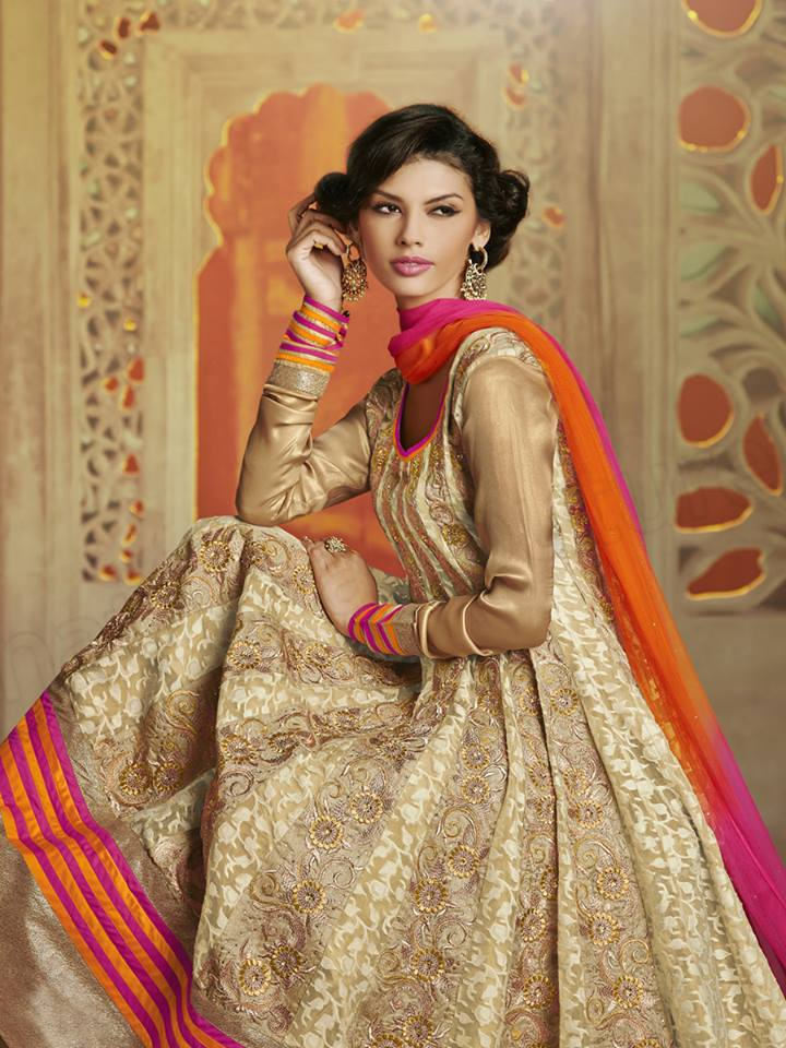 Elegant Ready made Salwar Kameez! collection 2014 1