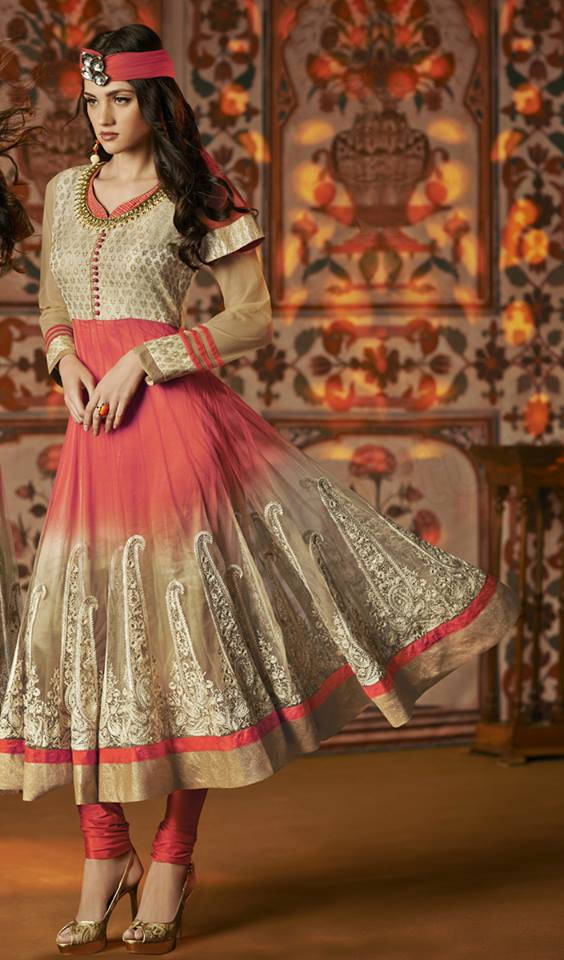 Elegant Ready made Salwar Kameez! collection 2014 11