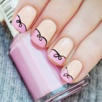 Elegant Women Nail Styles Selection 2014 (1)