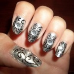 Elegant Women Nail Styles Selection 2014 (4)