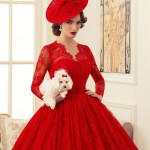 Engagement Gogeous Dresses Trend 2014 for Girls (4)
