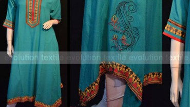 Evolution Textiles Malai Lawn Dress Collection 2014 1