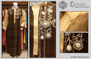 Exclusive Embroidery Stitcehd Collection 2014 3