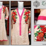 Exclusive Embroidery Stitcehd Collection 2014 6