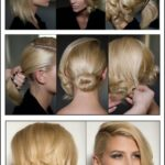 Fashionable Sweet Detailed Hair Styles Selection (5)