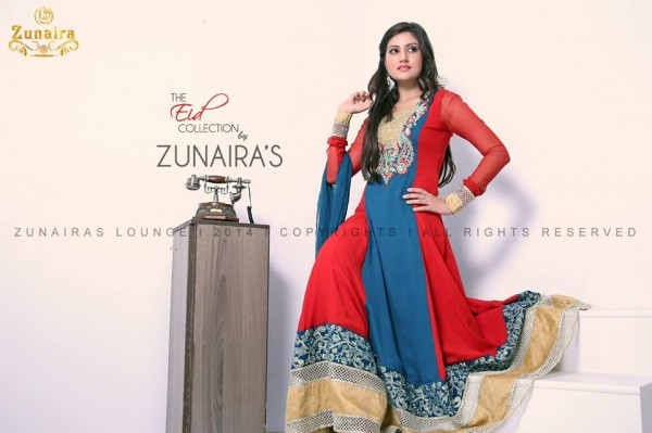 Females Clothes Selection 2014 By Zunaira's Lounge (2)