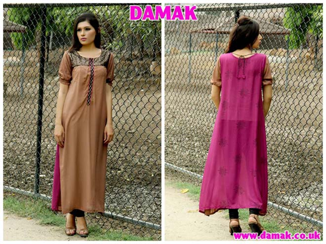 Females Everyday Use Outfits 2014 through Damak (5)