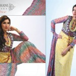 Ghani Kaka Textile Fancy Summer Wear Outfits 2014 regarding Females (4)