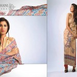 Ghani Kaka Textile Fancy Summer Wear Outfits 2014 regarding Females (6)