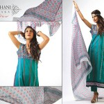 Ghani Kaka Textile New Mid Summer Dress collection 2014 12