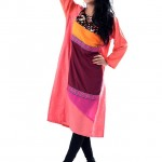 Grapes The Brand Kurta Dress Collection 2014 7