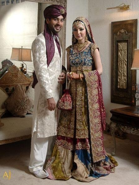 Greatest Famed Suits For Dulha Dulhan Arrangement (5)