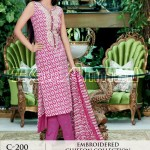 Gul Ahmed Fashion summer Dress Collection 2014 4