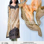 Gul Ahmed Fashion summer Dress Collection 2014 8