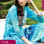 Gul Ahmed Summer Lawn Dresses Collection 2014 6
